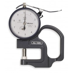 Mitutoyo - 7326S - Dial Thickness Gage, 0-0.050 In