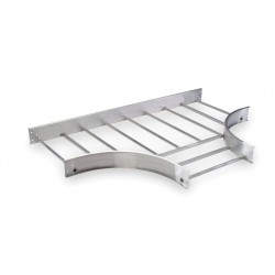 Allied - 248-24FT-24 - 72L Horizontal Tee, Aluminum, Model No. 248-24FT-24