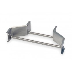 Allied - 248-24ST-12 - Aluminum Ladder Tray Reducing Fitting, For Use With Cope 24 Ladder Trays 2HCL3 and 2HCL5