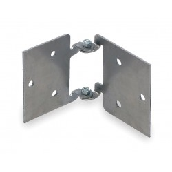 Allied - 48-02CH - Aluminum Ladder Tray Splice Plate, For Use With Cope 4 Load Depth Aluminum Ladder Tray