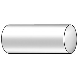 Other - 2HKT3 - Rod, 4140, 2 In Dia x 3 Ft L, BHN 241