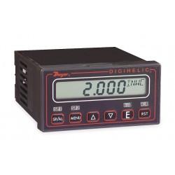 Dwyer Instruments - DH-015 - Digital Panel Meter, Pressure