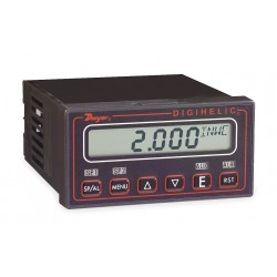 Dwyer Instruments - DH-016 - Digital Panel Meter, Pressure