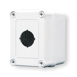 GE (General Electric) - VM433-PBM1 - Pushbutton Enclosure, 4X NEMA Rating, Number of Columns: 1