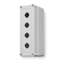 GE (General Electric) - VM933-PBM4 - Pushbutton Enclosure, 4X NEMA Rating, Number of Columns: 1