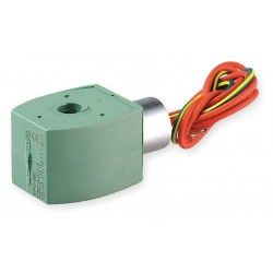 Red Hat - 238710-006-D* - Solenoid Valve Coil, Coil Insulation Class F, 24VDC Voltage, 11.6 Watts