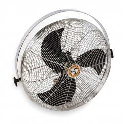 Airmaster - I-18YM - 18 Commercial Wall-Mounted Air Circulator