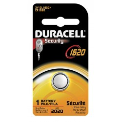 Duracell - DL1620BPK - Duracell Procell DL1620BPK Security Lithium 3V 1-Pk Blister