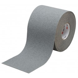 3M - 370 - 3M 19323 Safety-Walk Slip-Resistant Medium Resilient Tapes and Treads 370, Gray, 2 in x 60 ft, Roll, 2/case