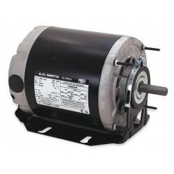 A.O. Smith - 922L - 1/3 HP Belt Drive Motor, Split-Phase, 1725 Nameplate RPM, 115 Voltage, Frame 48Z