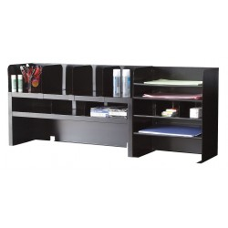 Other - 2KEJ8 - Desktop Organizer, 13 Compartment, Blk
