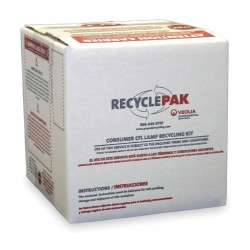 RecyclePak / Veolia - 123 - Lamp Recycling Kit, 6x6x6