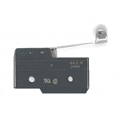 Omron - A-20GV2 - 20A @ 480V Hinge Roller, Lever Industrial Snap Action Switch; Series A