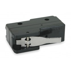 Omron - A-20GV21 - 20A @ 480V Hinge, Lever, Short Industrial Snap Action Switch; Series A