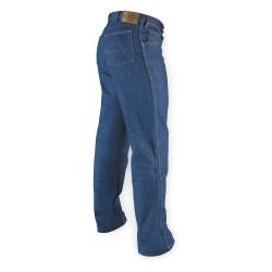 VF Corporation - PD60PW 46 32 - Men's Relax Fit Jeans, 100% Cotton, Color: Indigo, Fits Waist Size: 46 x 44