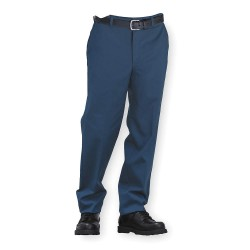 VF Corporation - PT62NV 44 30 - Men's Utility Work Pants, 65% Polyester/35% Cotton, Color: Navy, Fits Waist Size: 44 x 30