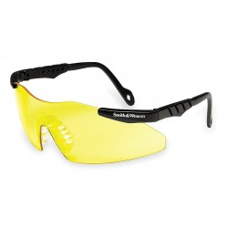 Smith & Wesson - 19826 - Smith Wesson Magnum 3G Scratch-Resistant Safety Glasses, Yellow Lens Color