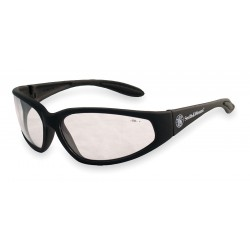 Smith & Wesson - 19856 - Smith Wesson 38 Special Scratch-Resistant Safety Glasses, Clear Lens Color