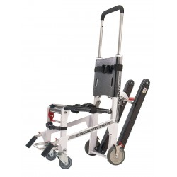 Ferno-Washington - 59-E - Metal Construction Stair Chair with 500 lb. Weight Capacity, White