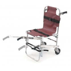 Ferno-Washington - 40 - Metal with Vinyl Cover Stair Chair with 350 lb. Weight Capacity, Burgundy