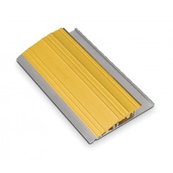 Specified Technologies - 43782-2424 - Mounting Trim Kit, Yellow, 24 Length, Aluminum Cover Material