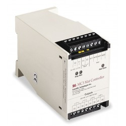 Specified Technologies - 43767-0010 - 35mm DIN Rail-Mount Safety Mat Controller, 1 Input, 24VDC