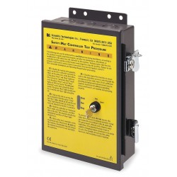 Specified Technologies - 43815-0016 - Wall-Mount Safety Mat Controller, 6 Input, 100 to 240VAC