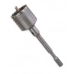 Bosch - HC8070 - Bosch HC8070 5-Inch x 7-Inch x 12-Inch Re-Inforced Steel Spline Shank Core Bit