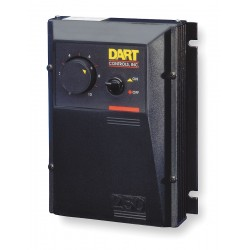 Dart Controls - 253G-200E-29 - 253G-200E-29 - Dart Controls 1/8 thru 2.0HP NEMA 4/12 dual voltage control with forward-off-reverse manual switch (Center blocked, not dyanmic brake)