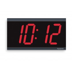 Pyramid Technologies - 9D44BR - 4in Synchronized Digital Led 4digit Add On Clock For Wscbd-5
