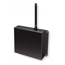 Pyramid Technologies - 42337 - RF Wireless Add-On Transmitter, Wall or Ceiling Mount, Rectangle, 110VAC