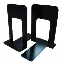 Other - 2LTF3 - Bookend, Black, Cold Rolled Steel