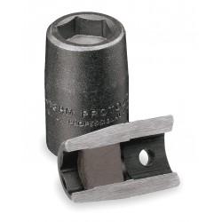 Proto - J7207MHF - Impact Socket, 3/8 In Dr, 7mm, 6 pt