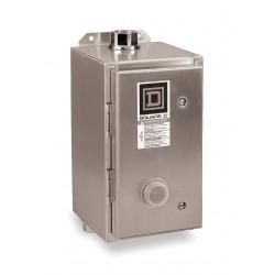 Square D 8536sew11v02h30s Nema Magnetic Motor Starter