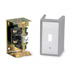 Square D - 2510KG1B - Manual Motor Switch, 30 Amps AC, Toggle Operator