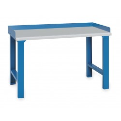 Lista - XSWB11-60PT/BB - Workbench, Laminate, 30 Depth, 35-1/4 Height, 60 Width, 1000 lb. Load Capacity