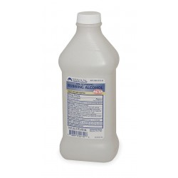 Medique - 26811 - Rubbing Alcohol, Liquid Solution, Bottle, 16.000 oz.