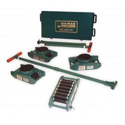 Hilman Rollers - KNRS-24-SLP - Equipment Roller Kit, 48, 000 lb., Swivel