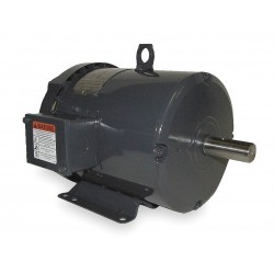 Dayton - 2NKY3 - Mtr, 3Ph, 2 HP, 1745, 208-230/460, Eff 86.5