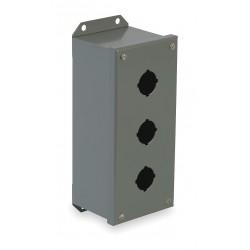 Telemecanique / Schneider Electric - 9001KYAF3 - Pushbutton Enclosure, 1, 3, 13 NEMA Rating, Number of Columns: 1