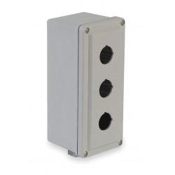 Telemecanique / Schneider Electric - 9001SKY3 - Pushbutton Enclosure, 1, 3, 4, 4X, 13 NEMA Rating, Number of Columns: 1