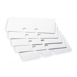 Rolodex - 67558 - Rolodex Refill Cards For Business Card Trays (Pack of 100)