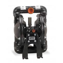 Ingersoll-Rand - 666100-362-C - Aluminum Nitrile Single Double Diaphragm Pump, 35 gpm, 120 psi