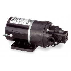 Flojet / Xylem - 02100953G - Polypropylene Diaphragm Electric Sprayer Pump, 1.6 GPM Max., 115VAC