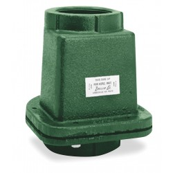 Zoeller - 30-0152 - 2 Full Flow Check Valve, Cast Iron, FNPT Connection Type