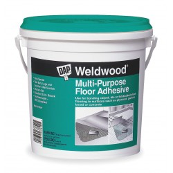 Dap - 00142 - Weldwood Multi-purpose Floor Adh Off White 1 Gal