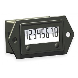 Redington - 3400-0000 - Electronic Counter, Number of Digits: 8, LCD Display, Max. Counts per Second: 40