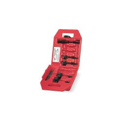 Milwaukee Electric Tool - 49-22-0130 - 7 pc. Contractor Bit Kit w/Impact Resistant Carrying Case