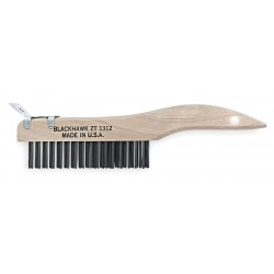 Blackhawk / Stanley - ZT-1312 - Wire Scratch Brush with Scraper, 1 EA