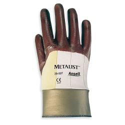 Ansell-Edmont - 28-507-8 - Metalist-foam Nitrile Coating On Kevlar/cotton L